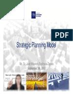 S5 - 1 Strategic Planning Model