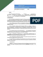 Modelo 02 Resolucion Aprobacion RD028 2016EF5001