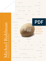 Egg = A Culinary Exploration of the World's Most Versatile Ingredient@ Michael Ruhlman