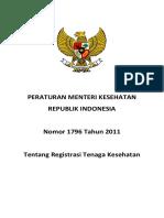 Cover Peraturan Menteri Kesehatan