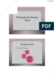07 Principios de Técnica Vocal