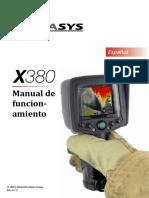 Cámara Termica X-Series POM Rev2 ROW Es