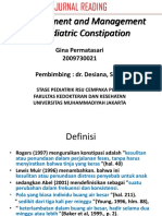 Jurnal Constipation