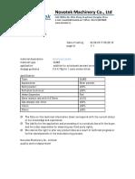 Novotek-Aluminum Paste TDS.