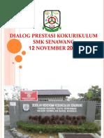 Dialog Prestasi Kokurikulum 2014