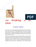 The Knoking at the Door - Robert J Wieland