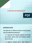 concept of Piled Raft Foundation - Dr Balakumar