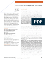 Management of Childhood Onset Nephrotic Syndrome.pdf