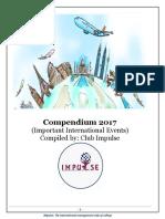 Compendium GLobal Events Impulse