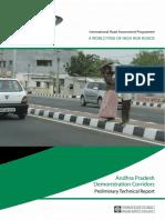 Andhra Pradesh Technical Report