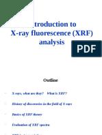 Kuliah teori XRF