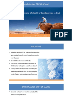 BatchMaster ERP on Cloud