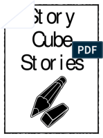 Story Cube Cover