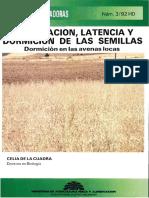 GERMINACION, LATENCIA Y DORMANCIA DE SEMILLAS.pdf