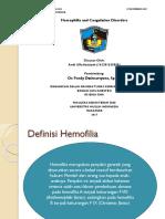Hemofilia ( Andi Ulfa Aziziyah ).pptx