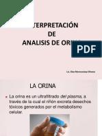 Analisis de Orina