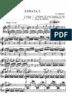 Mozart Piano Sonata K 545