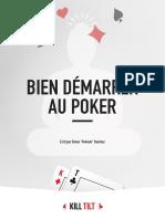 Bien Demarrer Au Poker