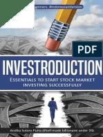 Investroduction - Andika Sutoro Putra