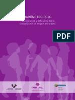 Barometro 2016