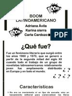 Boom Latinoamericano (1) Dic. 11-2017