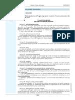 Reglamento de las Cortes de Aragón