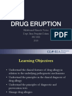 Kuliah Drug Eruption Hanoch