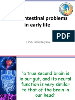 GI Problems in Early Life Edit