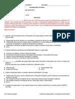 GOTI - Informações - Revisão - Simulado - UN1