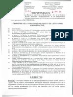Résultat ENAM (Division Administrative a) 2017 (1)