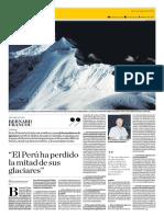 El Perú Ha Perdido La Mitad de Sus Glaciares