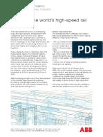 High-speed+rail+art