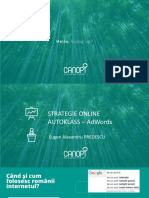 Strategie Marketing Autoklass - ASE