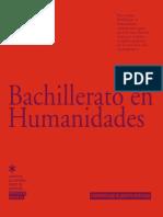 Bachillerato en Humanidades