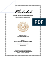 Makalah Sistem Informasi Manajemen Alfamart - Copy
