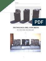 Tecnologia Concreto Tc-II (1) ALTA RESISTENCIA