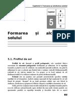Pedo - Orizonturi Si Profiluri