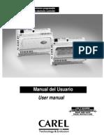 Carel PCOXS Installation Manual Eng
