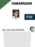 Powerpoint Presentation of a.k Ramanujan