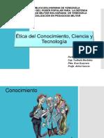 Etica y Ciencia (1)