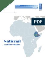 Commissioned Study National Logistics Strategy (W)