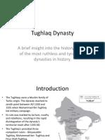 Tughlaq Dynasty.pptx