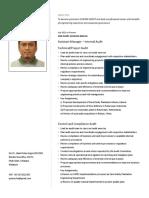CV Linkedin