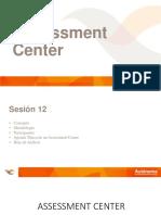 Presentación 12- Assessment Center
