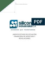 Anexos Esfa y Revelaciones Definitivo Siliconas Industriales s.a.