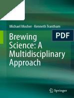 Ciencia de Elaboración de La Cerveza-Un Enfoque Multiciplinario