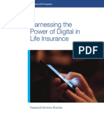 Harnessing the Power of Digital in Life Insurance