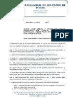 Projeto que dispoem sobre direitos e deveres dos pais.doc