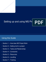 MS Project Guide