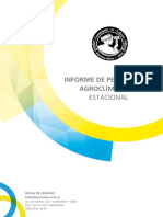 Informe Climático Estacional - Bolsa de Cereales de Buenos Aires